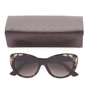 Gucci Gucci Butterfly Frame Sunglasses
