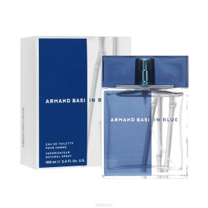 Armand Basi ARMAND BASI IN BLUE-MADE IN SPAIN