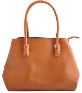 USO COUTURE Handbag Luxury Tote in Brown