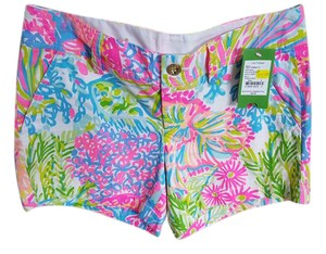 Lilly Pulitzer Mini/Short Shorts Lovers coral