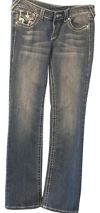 True Religion Boot Cut Jeans-Acid