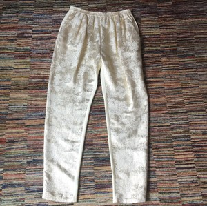 Stella McCartney Relaxed Pants Gold