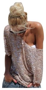 Other Relaxed Sequins One Off Sparkle Tunic