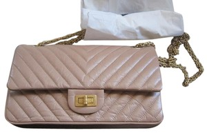 Chanel Reissue Chevron Calfskin Shoulder Bag