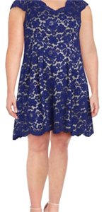 Vince Camuto short dress Indigo on Tradesy