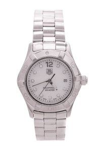 TAG Heuer TAG Heuer Stainless Steel Diamond Aquaracer Women's Watch