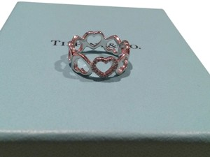 Tiffany & Co. Tiffany & Co Metro Heart Ring