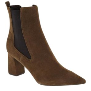 Marc Fisher Olive Boots
