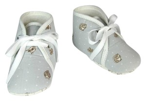 Hermès Light Blue, Baby Shoes/Booties Sz: 2.5 (0 to 6 mo.)