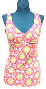 Boden Top Pink, Blue, Green, White