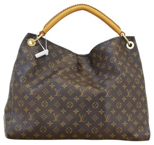Louis Vuitton Lv Artsy Gm Monogram Handbag Hobo Bag