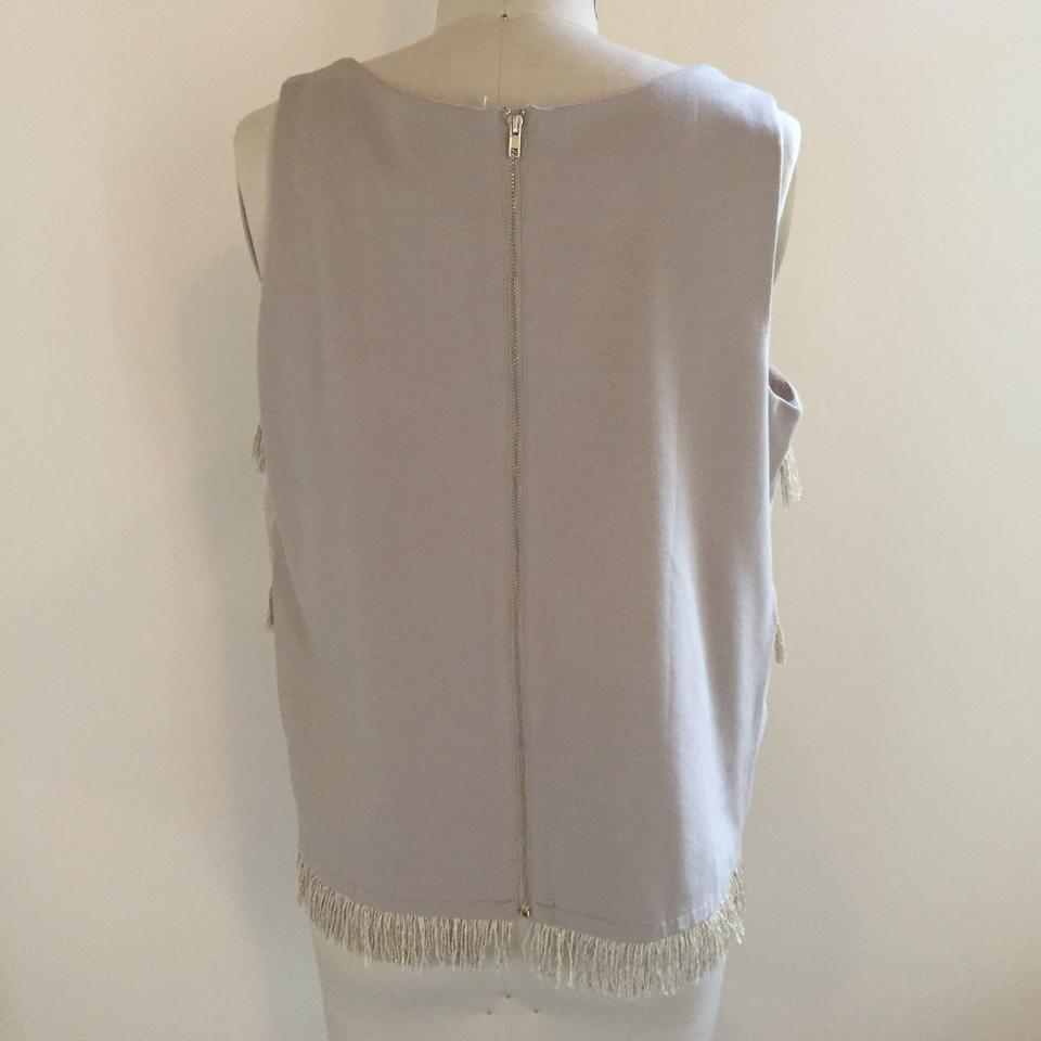 88a7beb414eaac Anthropologie Gold Sunday In Brooklyn Blouse Size 12 (L) - Tradesy