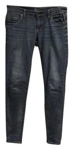 KUT from the Kloth Skinny Jeans-Distressed