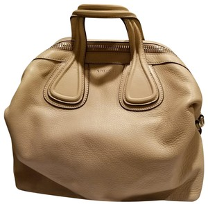 Givenchy Satchel in Beige Buff