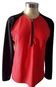 Ralph Lauren NWT-Lauren-Raluren-Active-Womens-Colorblock-Honeycomb-Shirts Reg.59.5