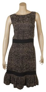 Dior short dress brown on Tradesy