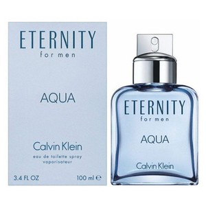 Calvin Klein Eternity Aqua by Calvin Klein Men's EDT 3.4 oz *FREE 2 DAY SHIPPING*