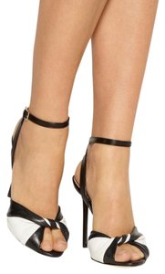 Charlotte Olympia Black, white Sandals