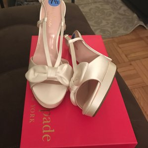 Kate Spade Kate Spade Rezza Bridal Shoe 7.5 Wedding Shoes