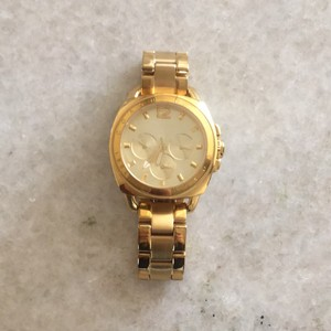 Coach 1941 gold coach 1941 watch, 34mm, water resistant