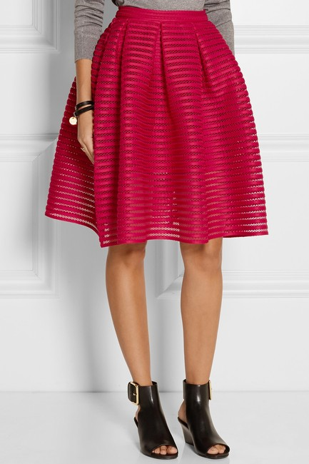 Maje Skirt red