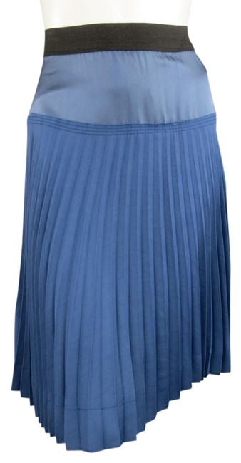 Preload https://img-static.tradesy.com/item/20988208/marc-jacobs-blue-satin-and-twill-pleated-a-line-size-4-s-27-0-1-650-650.jpg