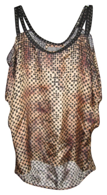 Preload https://item3.tradesy.com/images/alexander-mcqueen-black-and-bronze-multi-color-blouse-size-8-m-2098822-0-0.jpg?width=400&height=650