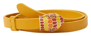 Kate Spade New Kate Spade Spice Things Up Snape Wrap Bracelet Neutral Orange