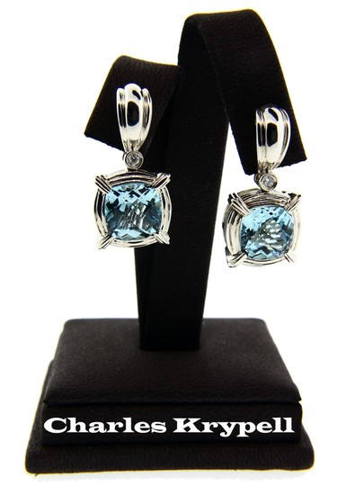 Preload https://img-static.tradesy.com/item/20988380/charles-krypell-12ct-diamond-and-1174ct-blue-topaz-in-18k-whi-earrings-0-0-540-540.jpg