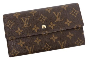 Louis Vuitton Tresor GM wallet