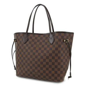 Louis Vuitton Damier Mm Neverfull Mm Neverfull Damier Tote in Brown