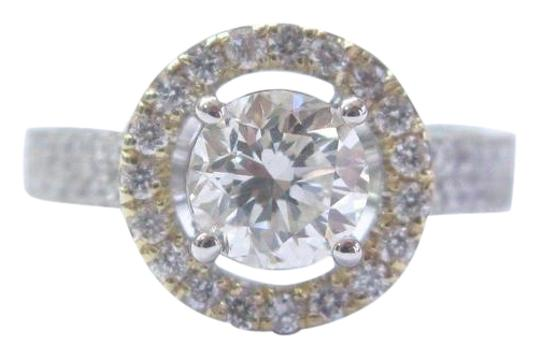 Preload https://img-static.tradesy.com/item/20988690/h-fine-round-cut-diamond-halo-2-tone-engagement-168ct-h-vs2-igi-ring-0-1-540-540.jpg