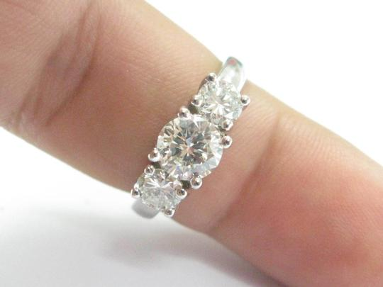 Other Fine Round Cut Diamond 3-Stone Engagement Jewelry Ring 1.79CT