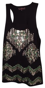 Almost Famous Clothing Top black