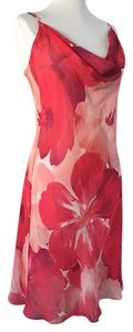 Victoria's Secret short dress Pink and coral floral on Tradesy