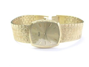 Piaget 18Kt Men's Piaget Yellow Gold Wrist Watch 92 Grams 8