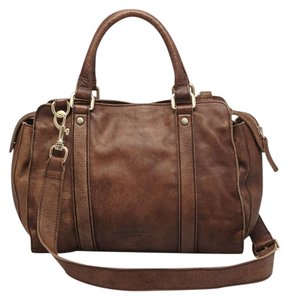 Liebeskind Everydaybag Boho Satchel in Chocolate