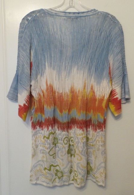 Alberto Makali Lightweight Oversized Tunic Long Large Sweater