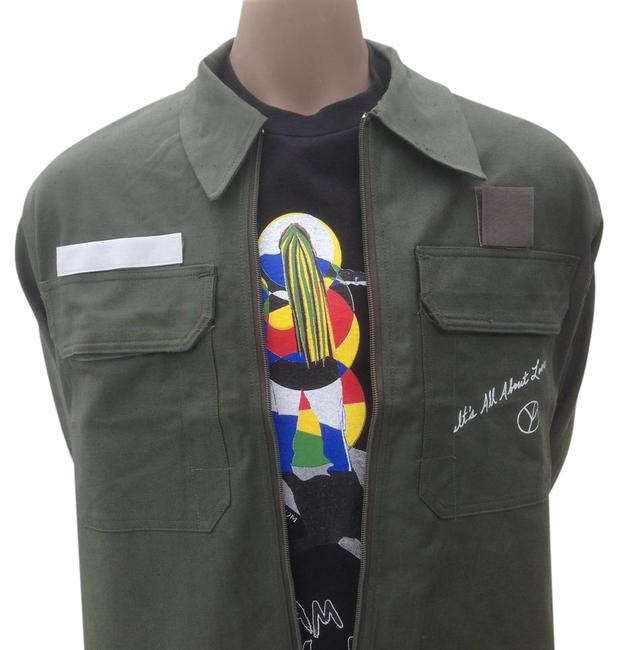 Preload https://img-static.tradesy.com/item/20989405/olive-i-am-victory-protective-and-healing-clothing-miltary-jacket-size-6-s-0-4-650-650.jpg