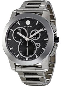 Movado Movado Vizio Stainless Steel Mens Watch 0606083 [606083]