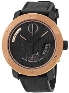 Movado Movado Bold Black Mens Watch 3600360