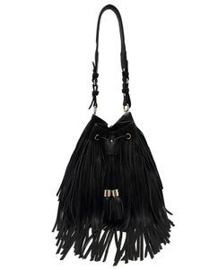 Other Fringed Bucket Fringed Tote