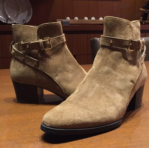 Tod's sandlewood Boots