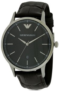 Emporio Armani Emporio Armani Leather Mens Watch AR2480