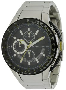 A|X Armani Exchange Armani Exchange Stainless Steel Mens Watch AX1408