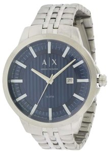 A|X Armani Exchange Armani Exchange Dress Stainless Steel Mens Watch AX2261