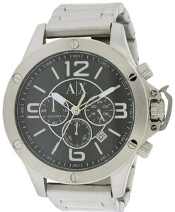 A|X Armani Exchange Armani Exchange Stainless Steel Chronograph Mens Watch AX1501