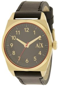 A|X Armani Exchange Armani Exchange Leather Ladies Watch AX2306