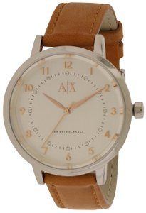 A|X Armani Exchange Armani Exchange Leather Ladies Watch AX5367