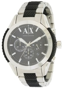 A|X Armani Exchange Armani Exchange Stainless Steel Mens Watch AX1214